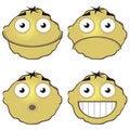 Free Emoticons Royalty Free Stock Photo - 5491935
