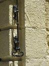 Free Iron Door Bell Stock Images - 5495084