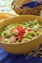 Free Fresh Organic Salad Royalty Free Stock Photography - 5495167