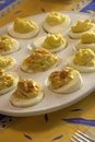 Free Deviled Eggs Royalty Free Stock Images - 5495199