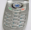 Free Cell Phone Keypad Stock Images - 5499764
