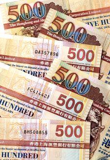 Free Hong Kong Dollars Stock Photo - 5490420