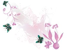 Free Spring Background Stock Photo - 5490830