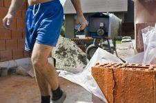 Free Brick Royalty Free Stock Photography - 5491747