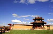 Free Amarbayasgalant Monastery Stock Photo - 5491760
