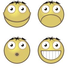 Free Emoticons Stock Image - 5491931