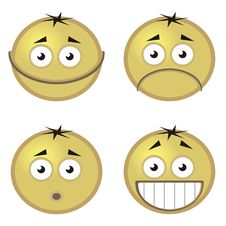 Free Emoticons Stock Photos - 5491933