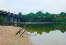Free Fishing Tackles Stock Photo - 5491950