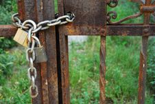 Free Chain Stock Photography - 5492752