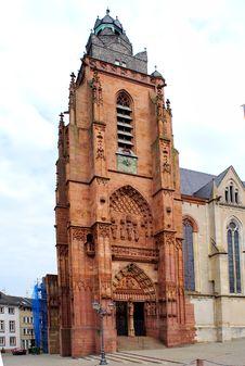 Free Cathedral Of Wetzlar Stock Photos - 5493463