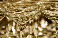 Free Wine Glasses Royalty Free Stock Photos - 5493568