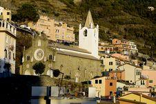 Free Riomaggiore Stock Photos - 5494033