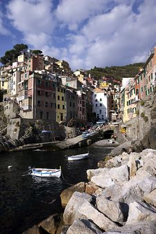 Free Riomaggiore Royalty Free Stock Photography - 5494057