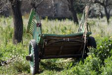 Waggon Royalty Free Stock Images