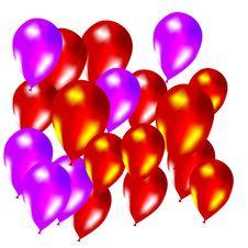 Free Balloons Stock Photo - 5495000