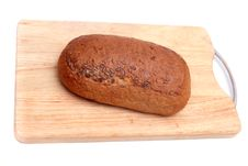 Free Bread With Seeds. Stock Image - 5495091