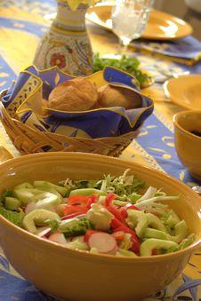 Free Salad Stock Photo - 5495160