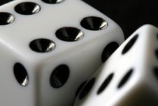 Free Dicey Situation Stock Image - 5495721