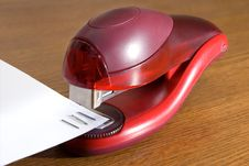 Free Stapler Royalty Free Stock Images - 5495859