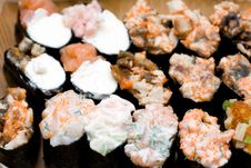 Free Sushi Royalty Free Stock Photo - 5498195
