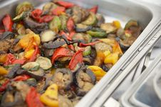 Free Grilled Vegetables Stock Photo - 5498460