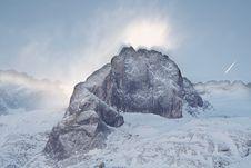 Free Part Of Marmolada Mountain Stock Image - 5498541