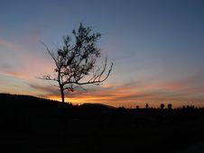Free Sunset Over Vlasic Stock Photo - 5498670