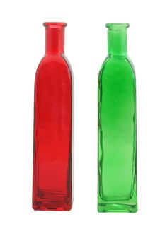 Free Two Bottles Royalty Free Stock Images - 5499179
