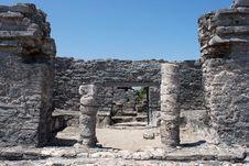 Free Tulum Gates Stock Image - 5499201