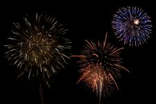 Free Fireworks Celebration Stock Photo - 5499560