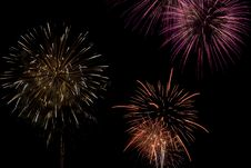 Free Fireworks Celebration Stock Photos - 5499593