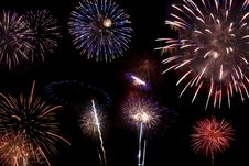 Free Fireworks Celebration Stock Photos - 5499633