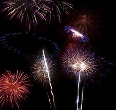 Free Fireworks Celebration Royalty Free Stock Image - 5499646