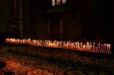 Free The Interior Of Duomo Milan Stock Photos - 5499833