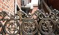 Free Iron Gate Royalty Free Stock Photo - 551575