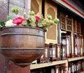 Free Hanging Flower Pot Stock Images - 551874