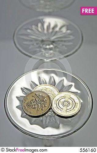 Free Bristish Coins Stock Photo - 556160