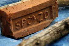 Clay Brick Stock Photos