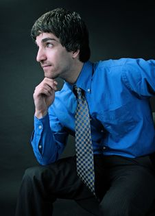 Free Businessman Stock Photo - 550990