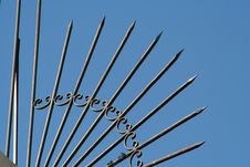 Free Iron Arrows Stock Images - 552184