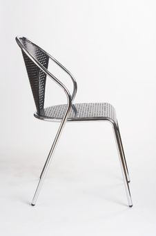Free Metal Chair III - Metallstuhl III Royalty Free Stock Photos - 552388