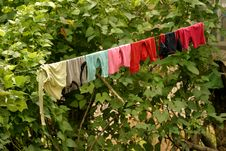 Free Laundry Stock Images - 552604
