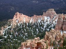 Free Bryce Canyon Royalty Free Stock Photography - 553847