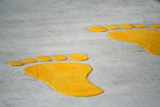Free Foot Path Stock Photography - 553972