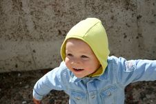 Free Kid II Royalty Free Stock Photography - 554017