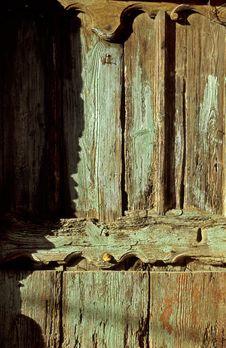 Free Wooden Door Stock Photo - 554140