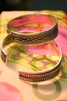 Free Bangles Stock Photos - 554273