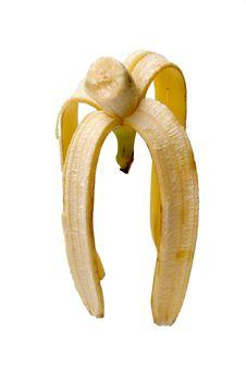 Free Banana Skin Stock Image - 554761