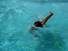 Free Swimming Activity Stock Photo - 555100