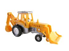 Free Tractor Toy Stock Images - 557114